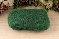 Сизалевое волокно (темно-зеленый), упак. 100 гр