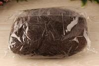Сизалевое волокно (темно-коричневый), упак. 100 гр