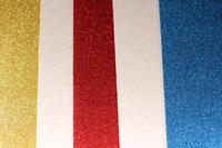Фоамиран EVA глиттерный с клеевой основой, микс 2мм (20*30см), упак.5шт- выборка цветов в случайном порядке!!!