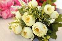 Цветы букет 35см (бутон 2-5см), упак 1шт