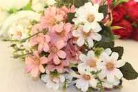 Цветы букет 35см (бутон 4,5см), упак 2шт