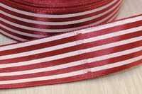 Резинки(бесшовные) для волос 45мм цв.черный, упак.50шт
